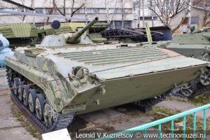 Боевая машина пехоты БМП-1 в Центральном музее Вооруженных Сил