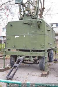 Подвижный радиовысотомер ПРВ-9 в Центральном музее Вооруженных Сил