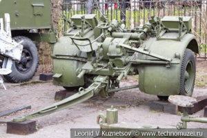 Германская 105-мм зенитная пушка FLAK-39 образца 1939 года в Центральном музее Вооруженных Сил