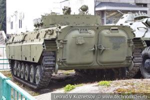 Боевая машина пехоты БМП-2Д в Центральном музее Вооруженных Сил
