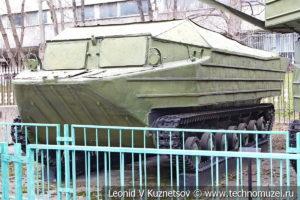 Гусеничный плавающий транспортер К-61 в Центральном музее Вооруженных Сил