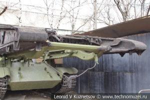 Танковый мостоукладчик МТУ-12 в Центральном музее Вооруженных Сил