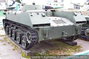 Боевая машина десанта БМД-1 в Центральном музее Вооруженных Сил