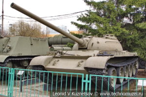 Средний танк Т-54 в Центральном музее Вооруженных Сил