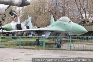 Фронтовой истребитель МиГ-29 в Центральном музее Вооруженных Сил