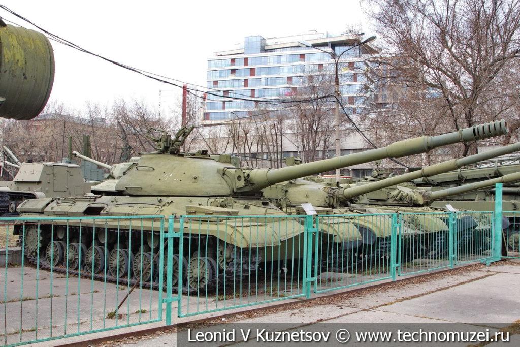 Тяжелый танк Т-10М в Центральном музее Вооруженных Сил