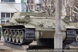 Самоходная артиллерийская установка СУ-85 в Центральном музее Вооруженных Сил