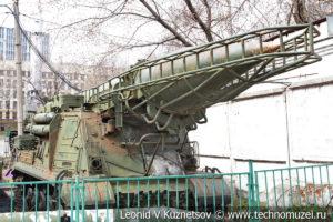Оперативно-тактический ракетный комплекс 9К72 Эльбрус (Р-300) в Центральном музее Вооруженных Сил