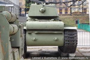 Тяжелый танк КВ-1 в Центральном музее Вооруженных Сил