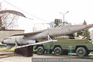 Противокорабельная ракета морского базирования П-5 в Центральном музее Вооруженных Сил