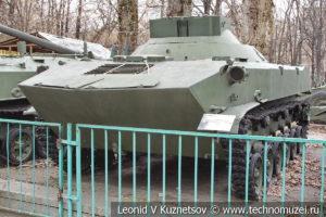 Передвижной пункт разведки и управления огнем артиллерии 1В119 Реостат в Центральном музее Вооруженных Сил