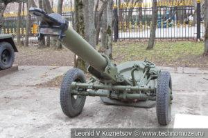 160-мм дивизионный миномет образца 1943 года МТ-13 в Центральном музее Вооруженных Сил