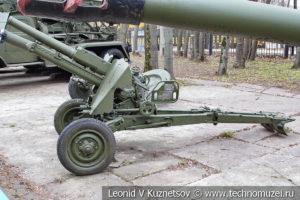 76-мм горная пушка М-99 (ГП) образца 1958 года в Центральном музее Вооруженных Сил