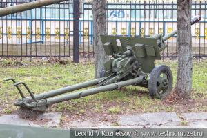 76-мм дивизионная пушка ЗиС-3 (52-П-354У) образца 1942 года №4940 в Центральном музее Вооруженных Сил
