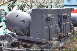 Морская мина КБ образца 1931 года в Центральном музее Вооруженных Сил
