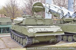 Самоходная зенитная установка ЗСУ-23-4 2А6 Шилка в Центральном музее Вооруженных Сил