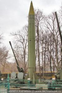 Оперативно-тактическая ракета Р-11 в Центральном музее Вооруженных Сил