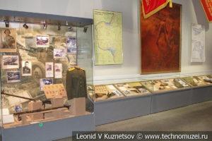 Зал №13 в Центральном музее Вооруженных Сил