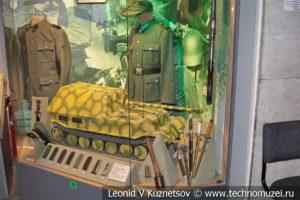 Макет самоходной 88-мм артиллерийской установки Элефант (Фердинанд) в Центральном музее Вооруженных Сил