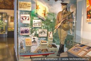 Зал №14 в Центральном музее Вооруженных Сил