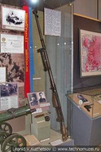 Противотанковое ружье Ижевского завода в Центральном музее Вооруженных Сил