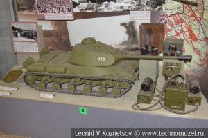 Танк ИС-2 в Центральном музее Вооруженных Сил