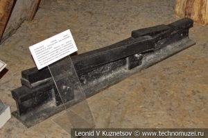 Партизанская переводная стрелка-клин в Центральном музее Вооруженных Сил
