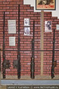 Авиационные пушки Ижевского завода в Центральном музее Вооруженных Сил