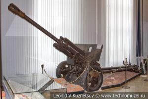 Пушка ЗиС-3 №268363 в Центральном музее Вооруженных Сил