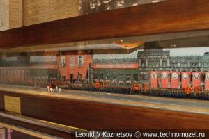 Парад Победы 24 июня 1945 года в Центральном музее Вооруженных Сил