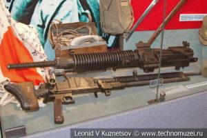 Японские трофейные пулеметы в Центральном музее Вооруженных Сил