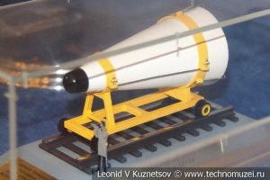 Первая термоядерная боеголовка стратегической межконтинентальной ракеты в Центральном музее Вооруженных Сил