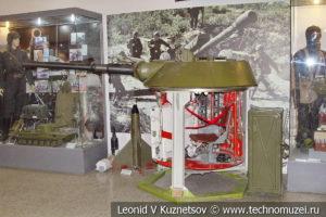 Учебная башня боевой машины пехоты в Центральном музее Вооруженных Сил
