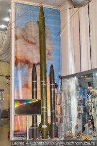 Ракеты МД-20-Ф и ЗР-7 в Центральном музее Вооруженных Сил