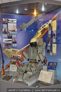 Катапультное кресло КМ-1М в Центральном музее Вооруженных Сил