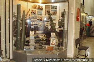 Зал №21 в Центральном музее Вооруженных Сил