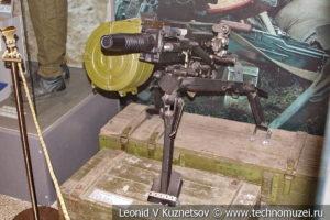 30-мм станковый гранатомет Пламя в Центральном музее Вооруженных Сил
