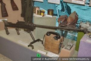 Английское 13,9-мм противотанковое ружь системы Бойса Мк.1 в Центральном музее Вооруженных Сил