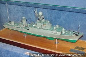 Малый противолодочный корабль проекта 133.1 в Центральном музее Вооруженных Сил