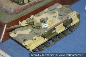 Модель БМП-3 в Центральном музее Вооруженных Сил
