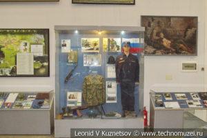 Зал №23 в Центральном музее Вооруженных Сил
