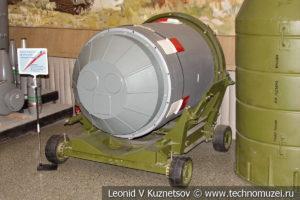 Ядерная боевая часть крылатой ракеты воздушного базирования в Центральном музее Вооруженных Сил