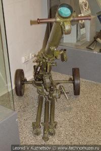 82-мм безоткатное орудие БО-10 в Центральном музее Вооруженных Сил