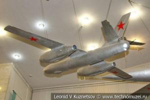 Модель Ил-28 в Центральном музее Вооруженных Сил
