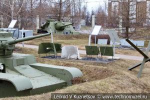 Траншеи, ДОТы и ежи в музее Победы на Поклонной горе