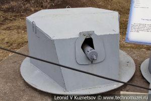 Финские пулеметные бронеколпаки в Музее на Поклонной горе