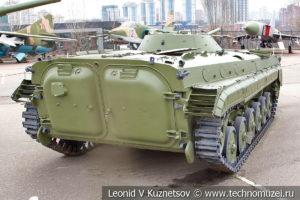 Боевая машина пехоты БМП-1 в Музее на Поклонной горе