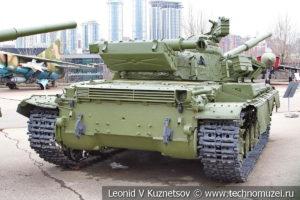 Основной боевой танк Т-64А Объект 434 в Музее на Поклонной горе