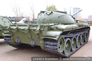 Средний танк Т-55 в Музее на Поклонной горе