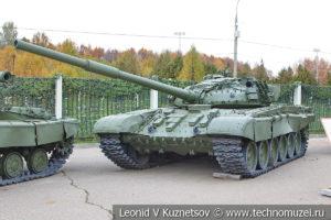 Основной боевой танк Т-72 Урал Объект 184 в Музее на Поклонной горе